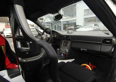 Carbonsitze Carerra GT ab Werk